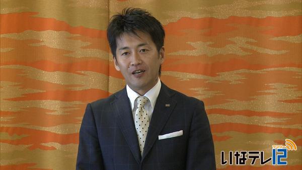 伊那ケーブルテレビジョン㈱新しい社長に向山賢悟さん就任 ニュース ...